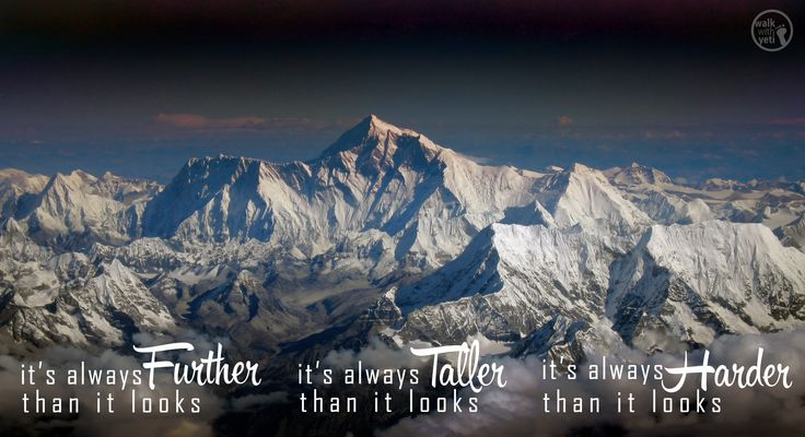 You will never know what you can achieve, until you try it !!  #trekking #nepal #adventure #himalayas #mountain #snow #journey #life #travel