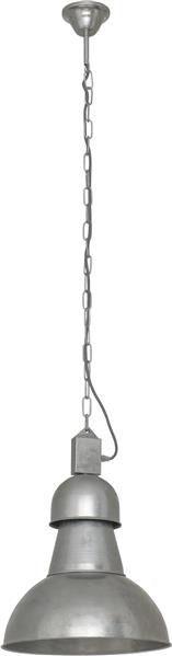 Wisząca HIGH-BAY zinc | Lampy sufitowe wiszące do salonu do jadalni | oświetlenie