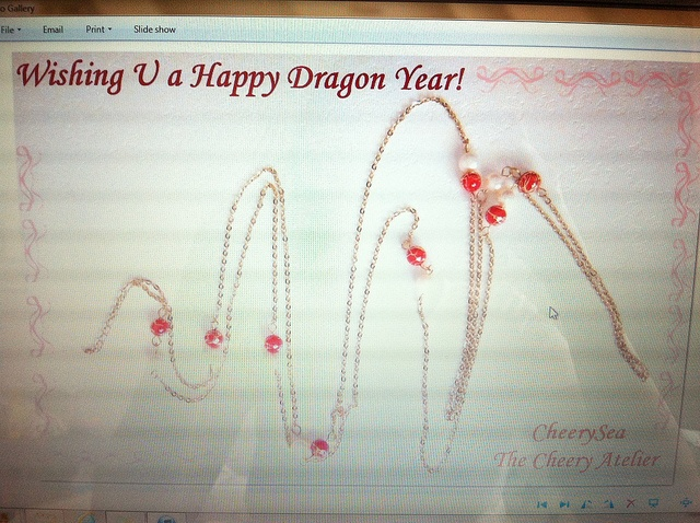Happy Dragon Year!
