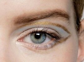 [ gold and Blue ]