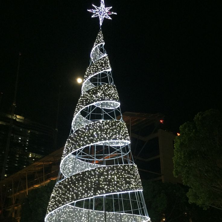 Darling Harbour Christmas Decoration