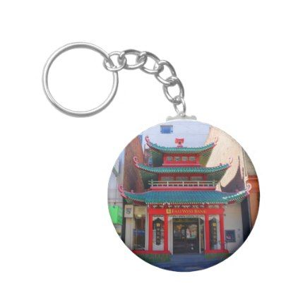 Old Chinese Telephone Exchange Keychain - accessories accessory gift idea stylish unique custom