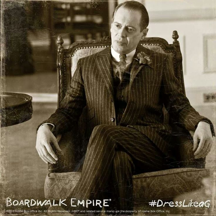 Enoch Thompson Boardwalk Empire
