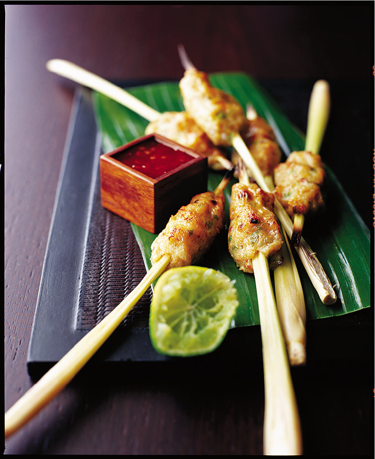 Thai fishcakes are a light, spicy dish that family and friends alike will adore.