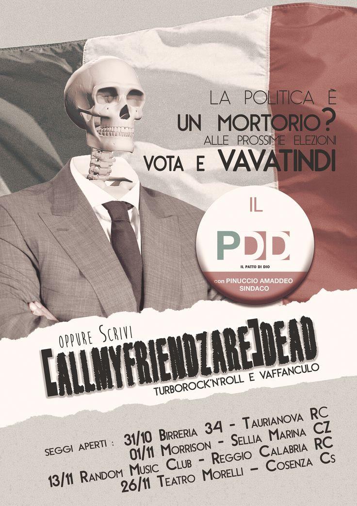 DEAD Tour Novembre