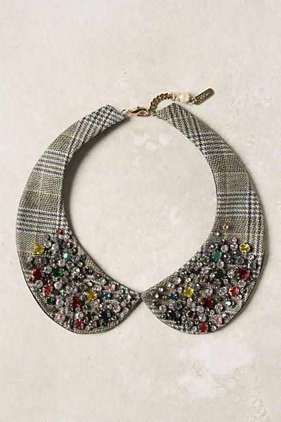 #Anthropologie #Ravenna Collar