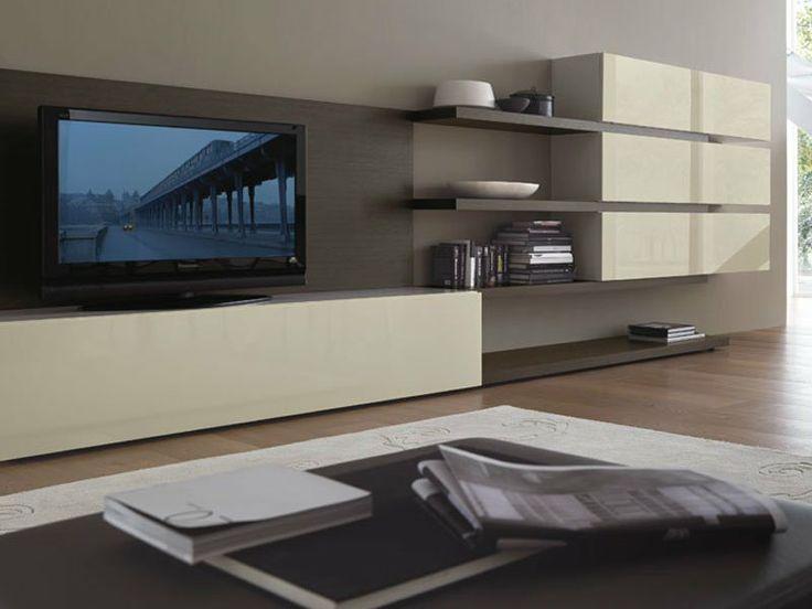 Zona giorno design arredamento design arredamenti for Sala tv arredamento