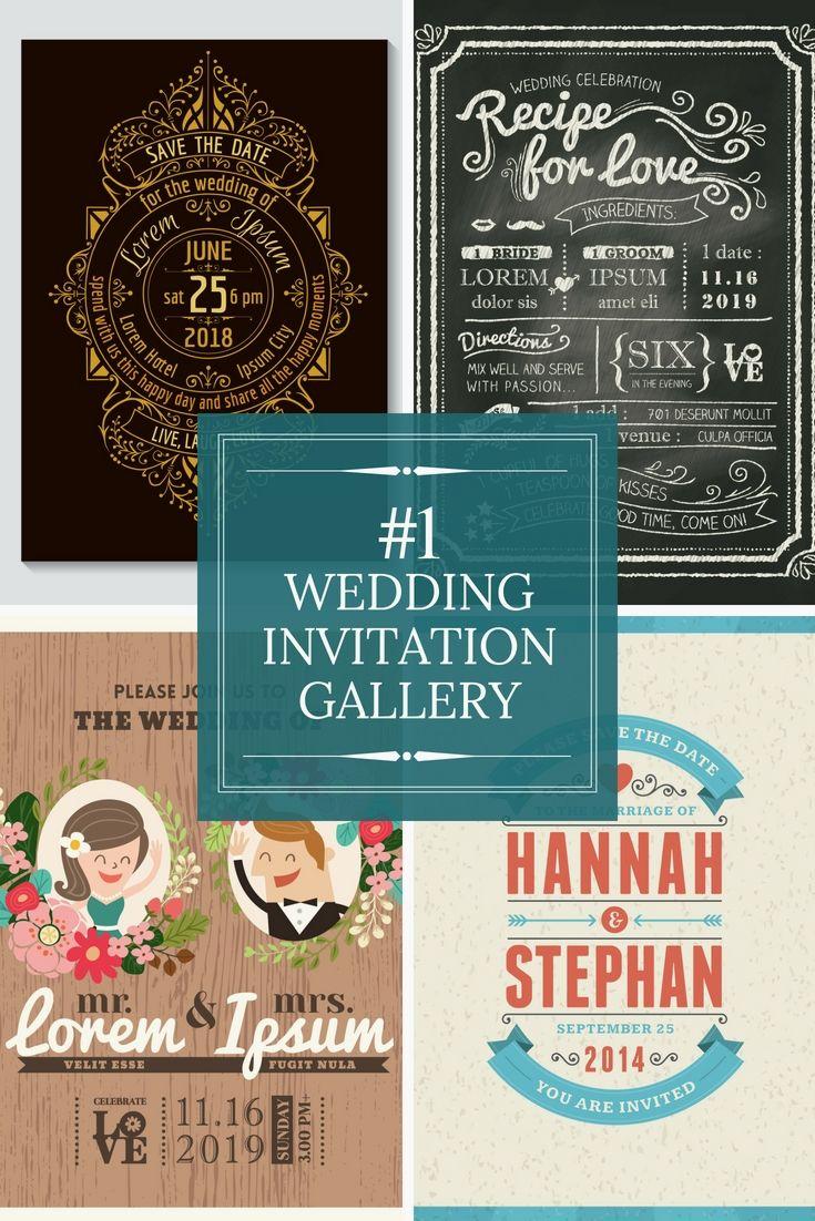 Superb Wedding Invitation Cards Design Online For Your