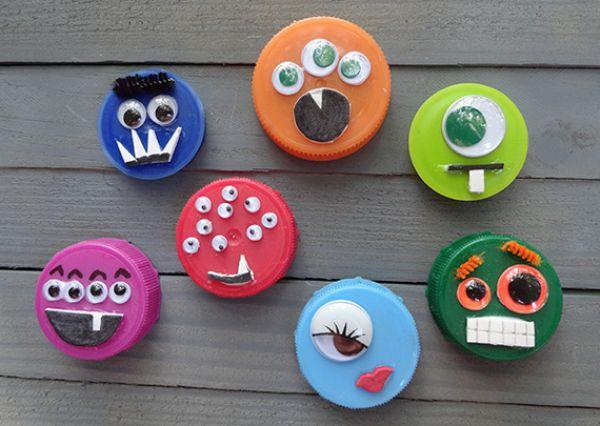 Fun Monster Crafts For Kids   ModernMom.com