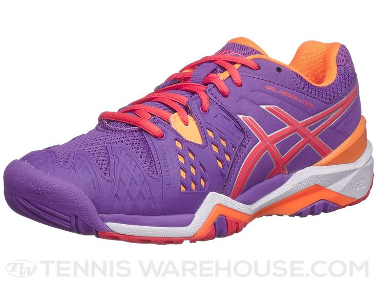 Make your new years resolution an Asics Gel Resolution 6!