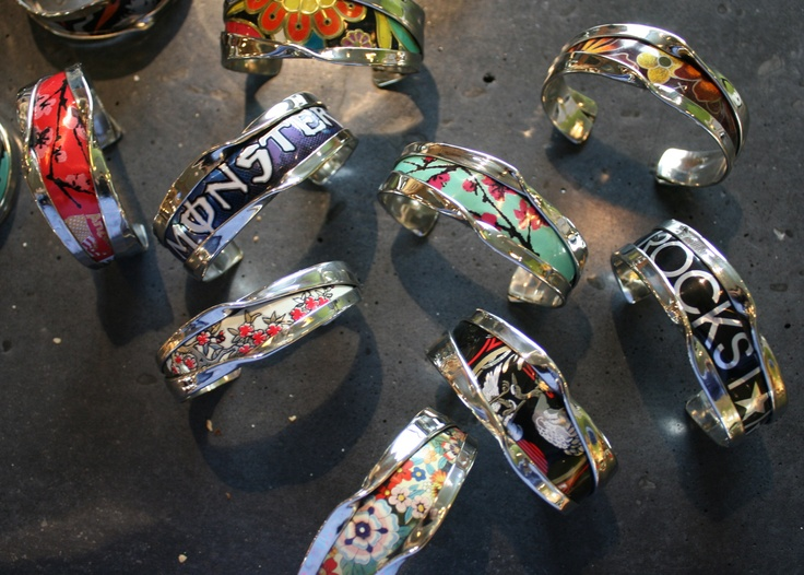 These fun bracelets include graphics from a variety of cans, including Arizona iced tea, Rockstar, Monster, and many more