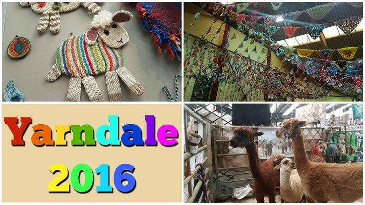 Yarndale 2016