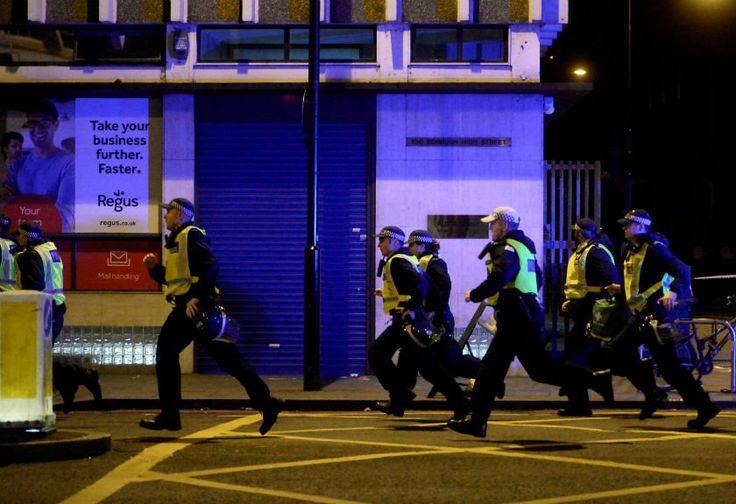 Polisi Inggris Kembali Tahan Sejumlah Orang Terkait Teror London