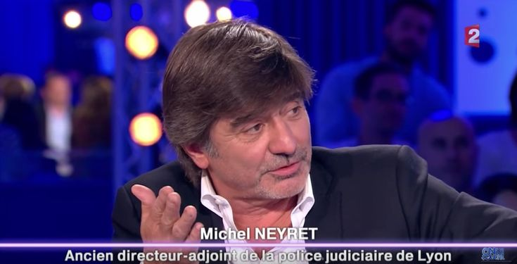 Vidéo : Michel Neyret interrogé dans On n'est pas couché