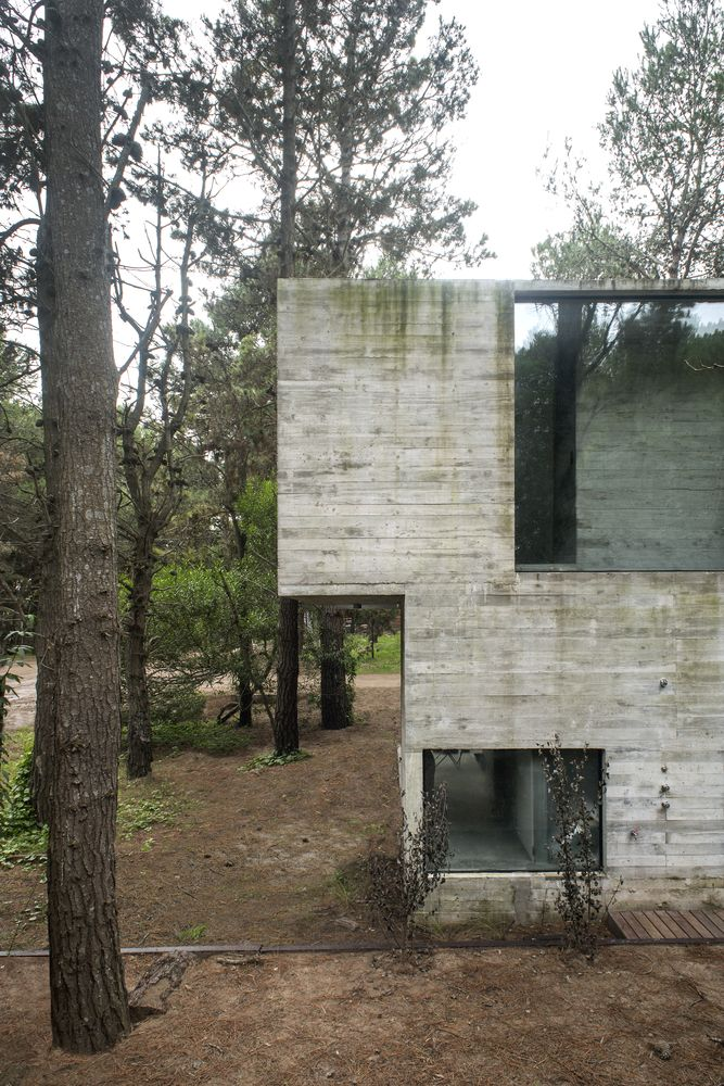 Gallery of H3 House / Luciano Kruk - 4