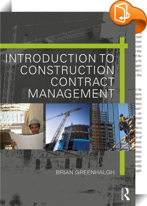 Best 25+ Construction contract ideas on Pinterest Contractor - contract management agreement