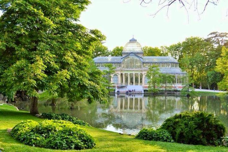 15 best jardines el retiro madrid images on pinterest for Jardines 15 madrid