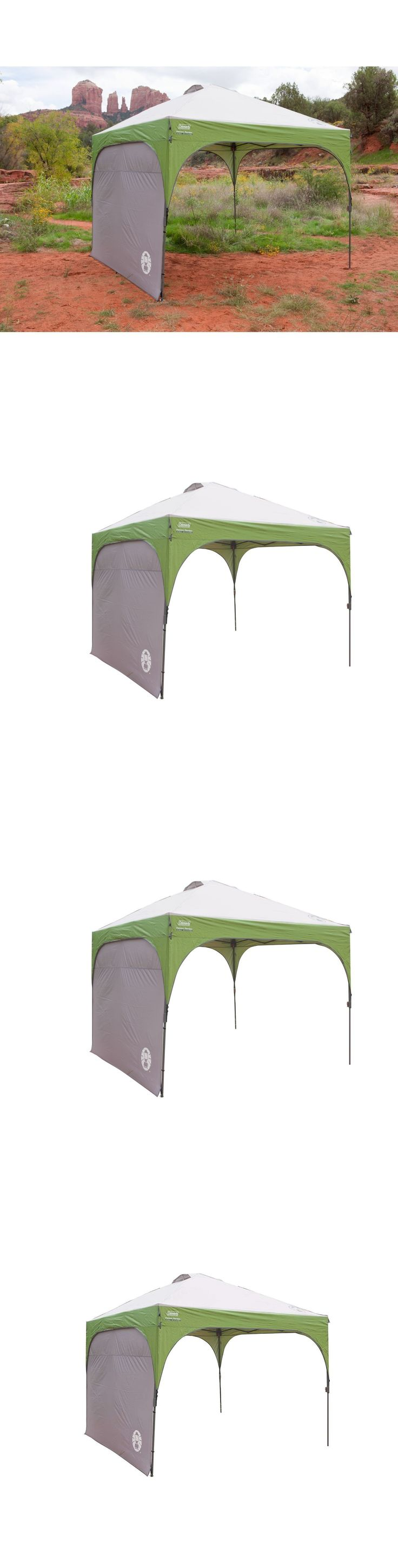 Tent and Canopy Accessories 36120: Beach Tent Shelter X-Large Sun Shade Canopy 10 X 10 Ft. Summer Camping Side Wall -> BUY IT NOW ONLY: $39.99 on eBay!