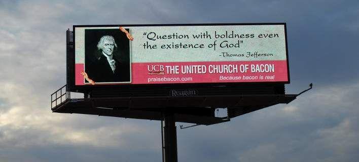 Η ΑΠΟΚΑΛΥΨΗ ΤΟΥ ΕΝΑΤΟΥ ΚΥΜΑΤΟΣ: Εκκλησία Άθεων στις ΗΠΑ έχει για Θρησκεία της το…