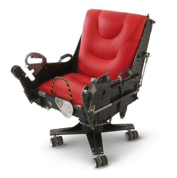 High Tech Office Chair