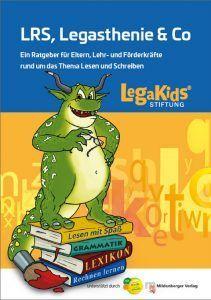 Neue Broschüre zu LRS und Legasthenie - alphaPROF