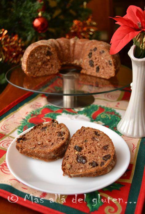 Más allá del gluten...: Pan de Pascua - Sin Gluten, Sin Levadura, Sin Huevos (Receta GFCFSF, Vegana)