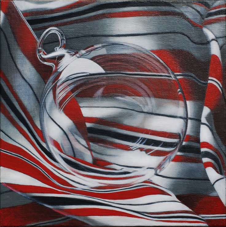 Triptych 2  Oil on canvas   20 x 20 cm