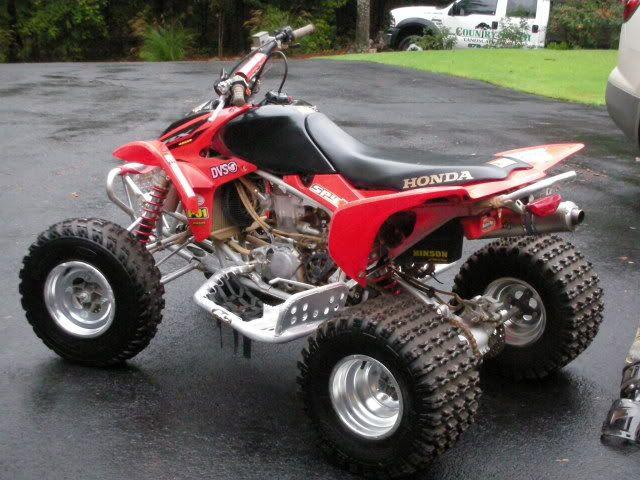 Honda Four Wheelers For Sale >> 450r for sale | Honda trx 450r (for sale) cheap!!! - Georgia Outdoor News Forum | atvs ...
