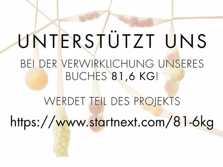 COUNTDOWN LÄUFT!!! Werdet Teil unseres Projekts 81,6 KG!