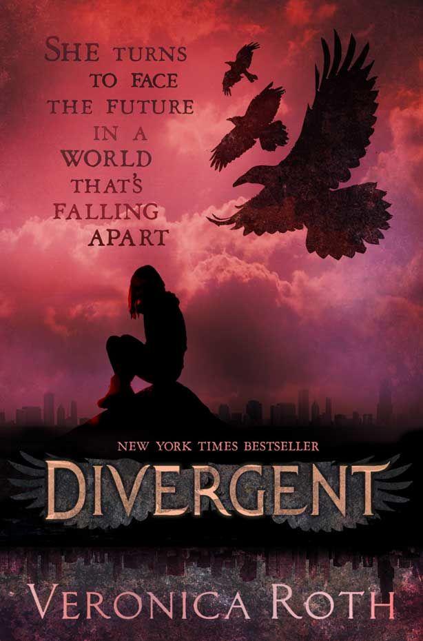 divergents books