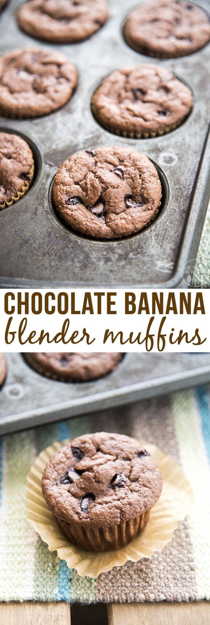 These healthier for you chocolate banana blender muffins are only a few ingredients, with no refined sugar, no white flour and no oil and are perfect for a delicious snack or breakfast! Pin these chocolate banana blender muffins for later! With the new year, many of us are looking for ways to cut back and...Read More »