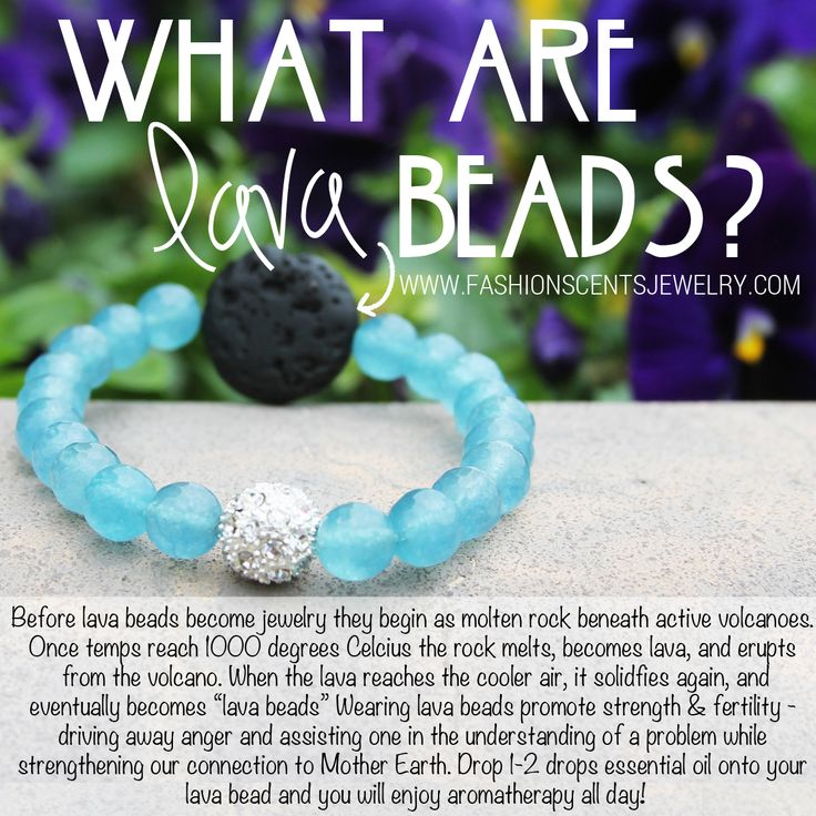 Beautiful Essential Oil Diffusing Jewelry