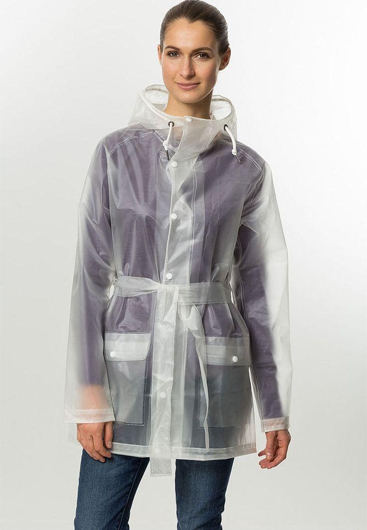 helly hansen transparent rain jacket rainfashion pinterest helly hansen waterproof jacket. Black Bedroom Furniture Sets. Home Design Ideas