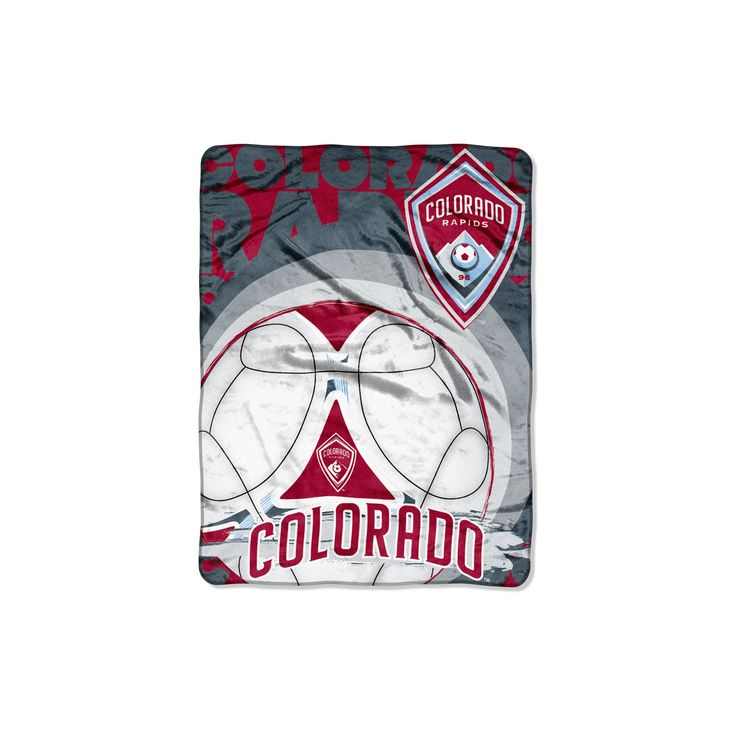 Mls Colorado Rapids Blankets And Throws