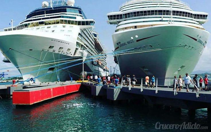 La Compañía de Turismo de Puerto Rico ha presentado los datos y las cifras récord del número de cruceristas en Puerto Rico. Te damos todos los datos!