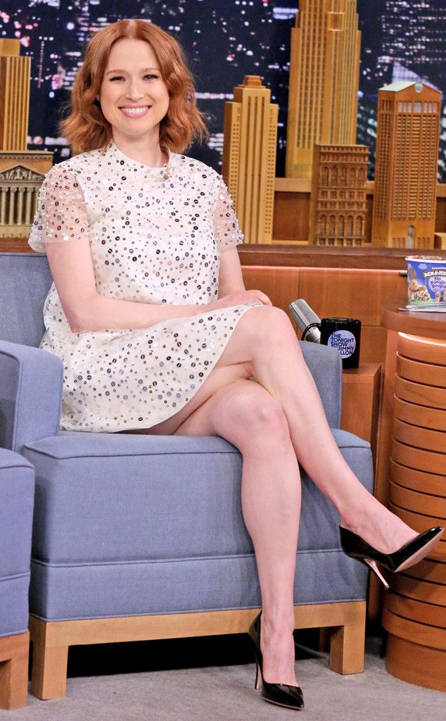 Ellie Kemper Is Pregnant! Actress and Husband Michael Koman Expecting First Child Together | E! Online