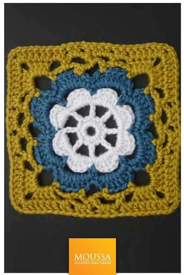 908 best Crochet images on Pinterest | Puntos crochet, Ganchillo y ...