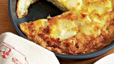 Spanish potato omelette | Spanish Foods | Pinterest