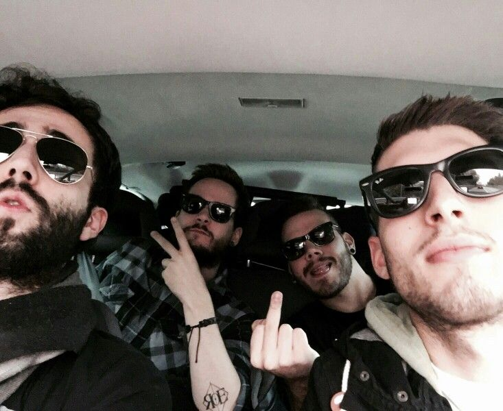 On the road to Milan, motherfuckers! Here we come!