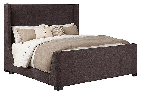 The Barnella Upholstered Bed From Ashley Furniture Homestore My Style Pinterest