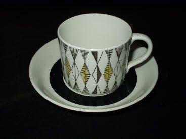 Esteri Tomula, cup and saucer...