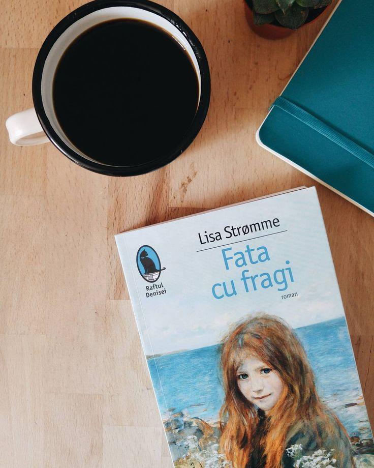 """""""Fata cu fragi"""" de Lisa Strømme: o carte proaspăt apărută, despre o poveste de dragoste tumultoasă."""