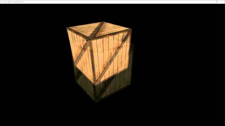 OpenGL FPS Camera Tutorial