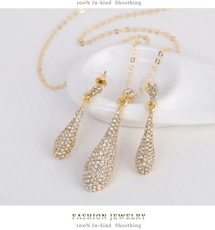 Occident and the United States alloy plating Necklace set (CA125-A)NHDR1458