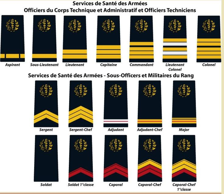 EPPA - School of Paramedical Staff of the Army (Replaces school of naval nurses) - Page 4