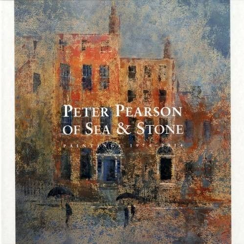 Peter Pearson - Of Sea & Stone: Paintings 1974-2014 - Irish Art & Artists - Art & Photography - Books