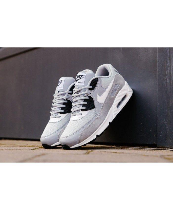 Nike Air Max 90 Wolf Grey/White/Black