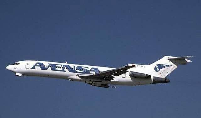 AVENSA - Boeing 727-200