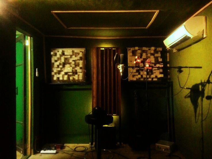 "Acoustic Treatment at ""SoundLogic Lab. Inc"" Vocal Room_"