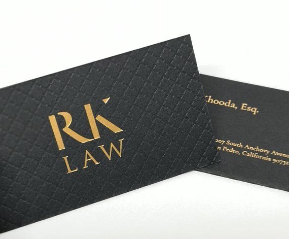 Luxury Black Business Card Design With Pattern And Print Etsy Business Card Design Black Luxury Black Business Cards Black Business Card